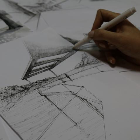 Kurs rysunku architektonicznego w ferie