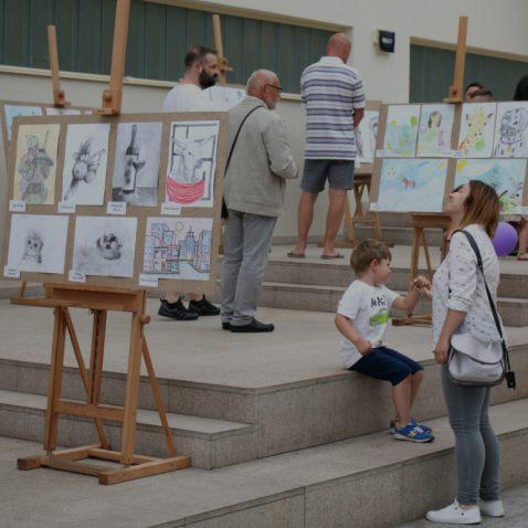 Wystawa w Solnym Mieście