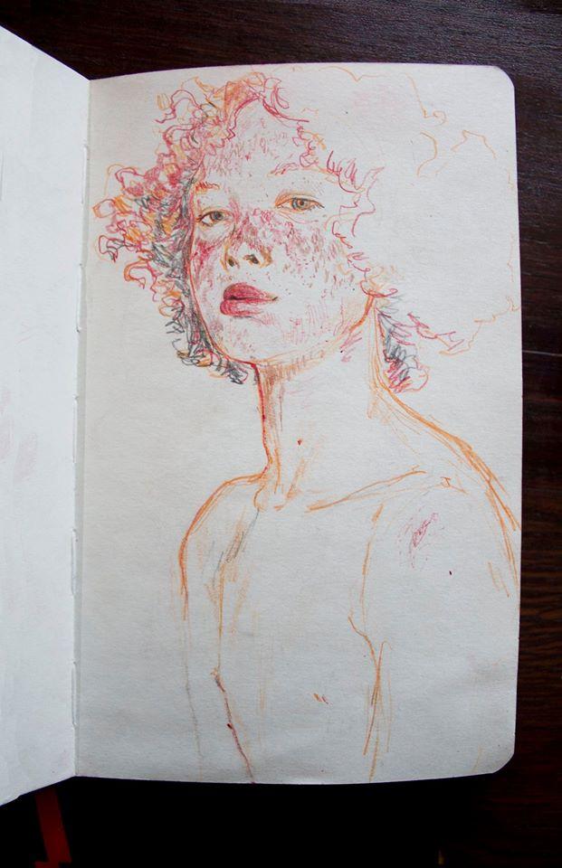 Aleksandra Szurek, szkoła rysunku, nauka rysunku, rysunek, grafika, ilustracja, malarstwo, sztuka