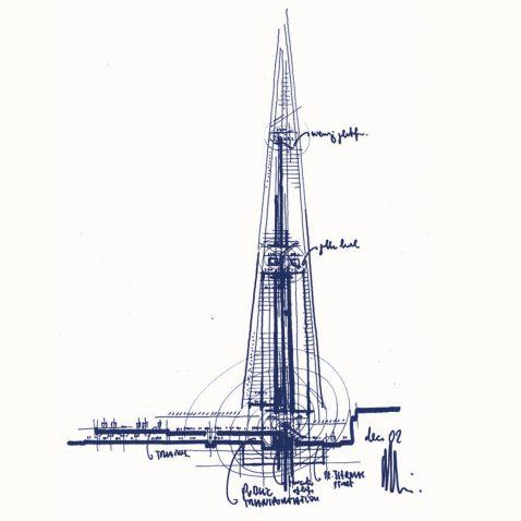 """""""Architektura jest sztuką, poezją konstrukcji"""" – Renzo Piano"""
